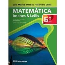 Livro Matemática. 6º Ano Luiz Marcio Imenes