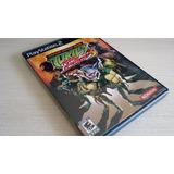 Tmnt Mutant Nightmare 3 - Tartaruga Ninja Original Ps2