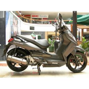 Maxi Motoneta Marca Sym Modelo City Com 300r Año 2014