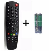 Controle Remoto Tocom Box Pfc Hd (pilhas+envio Já+ Capa)
