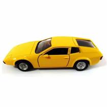 Carro Miniatura Metal Classicos Nacionais - Miura 1990 Extra