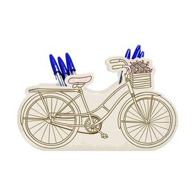 Porta Lápis Bicicleta Vintage