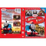 Thomas Y Sus Amigos Dvd Original El Heroe De Las Vias