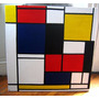 Replicas Cuadros Pintadas A Mano Mondrian