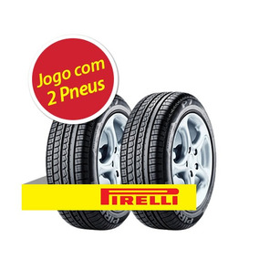 Kit Pneu Aro 17 Pirelli 225/50r17 P7 98y 2 Unidades