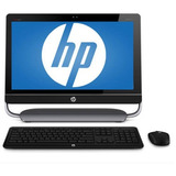 Hp Aio 23 Intel Corei3 2120 3.3ghz /4gb /1tb /dvd / W10pro
