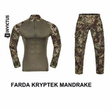 Farda Combat Tshirt Kryptek Mandrake- Invictus.