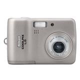 Cámara Nikon Coolpix L6 6mp Digital 3x Old Model