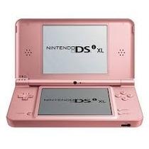 Nintendo Dsi Xl Rosa Original Pronta Entrega Promoção