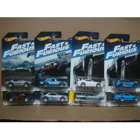 Hot Wheels 2017 Fast & Furious 8 Autos Rapidos Y Furiosos