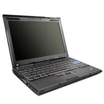 Laptop Lenovo X201 Dualcore 4gb 500gb Win7 Usada Corporativa