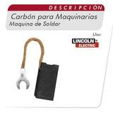 Carbon Maquina De Soldar Lincoln Iva Incluido Factura Legal