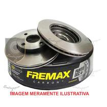 Par Disco De Freio Dianteiro Fremax Ford Ecosport 1.6 8v Aut