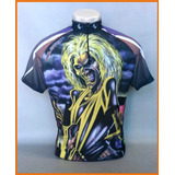Camisa Ciclismo Killers Iron Maiden