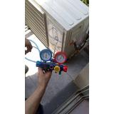 Carga Gas Refrigerante Ecologico R410a Aire Acondicionado 3m