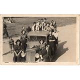 Patagones Festejo Dia De La Primavera 1953 Foto M. Longhi