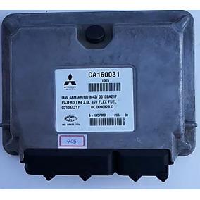 Ca160031 Iaw4amar - Módulo Central Pajero Tr4 2.0 Flex 16v.