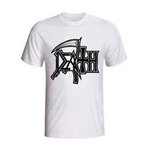 Camisa Camiseta Banda Death Manga Curta Rock Metal