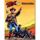 Livro Tex 271 - Táticas De Guerra Sergio Bonelli Editore