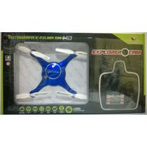Drone Quadricóptero Explorer Câmera Hd 4 Canais 2,4g Syma Az