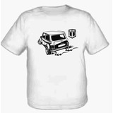 Remeras Tuning Mini Morris