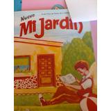 Libro Mi Jardin Y Angelito 100% Hojas Blancas