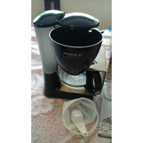 Cafetera Electrica Holstein ,housewares 6 Tazas. De Paquete