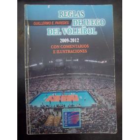 Reglas De Juego Del Voleibol 2009-2012 Con Comentarios