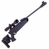 Rifle Aire Comprimido Swiss Arms Táctico 5.5+mira 4x40+envio