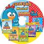 Dvd 5 Em 1 Da Galinha Pintadinha - Frete Apenas R$11,90