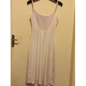 Vestido Maria Bonita Extra Branco - M Novo De 740 Por 119,99