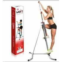 Escaladora Maxi Climber Nuevo Original+cartera De Aluminio