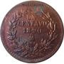1 Centavo Juárez 1890 Mo - México - República Mexicana - Bu