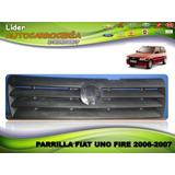 Parrilla Fiat Uno 2006 - 2007 Tipo Persiana