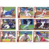 Set Barajitas Beisbol Topps Opening Day Hit The Dirt 2015