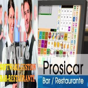 Software Restaurantes Gestion Cafeterias Bares Discotecas +
