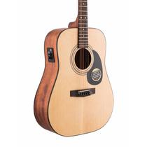 Guitarra Electro Acústica Cort Ad 810 E Op Artemusical