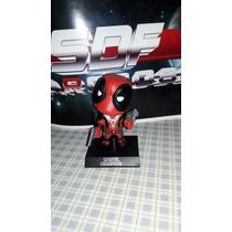 Deadpool Cabeza Movil
