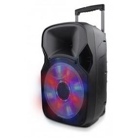 Caixa De Som Amplificadora Bluetooth Multifuncional Multilas