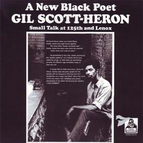 Lp Gil Scott-heron - Small Talk On 125th And Lenox