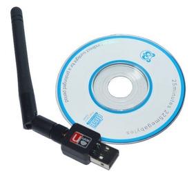 Antena Amplificador De Sinal Wifi Usb 2.0 300 Mbs Repetidor