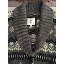 Sweater Lana Talla Large Unisex Impirtado
