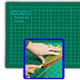 Tabla De Corte Dasa Pvc Flexible A1 90x60cm Plancha De Corte