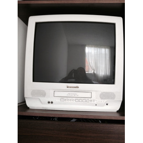 Exclusivo Tv Panasonic Original Color Blanco 20 Pulgadas
