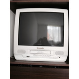 Exclusivo Tv Panasonic Original Color Blanco