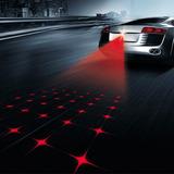 Luz Laser Trasera Anti Niebla Seguridad Carros Motos Tunning