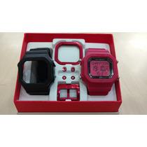 Relógio Champion Yot Cp40180x Original Kit Montado Promoção