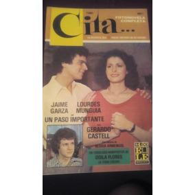 Lourdes Munguia Y Jaime Garza En Fotonovela Cita...