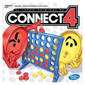 Connect 4 Clásico Hasbro A5640