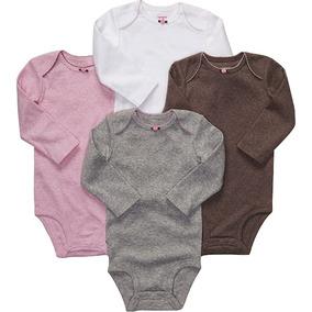 Set Pijamas Bodys 4 Y 5 Piezas Carters Talla 3,6,9,12,18,24m